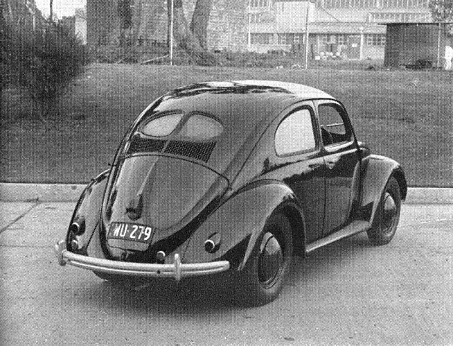 It Was The Very First Volkswagen To Drive Freely About On Australian Roads