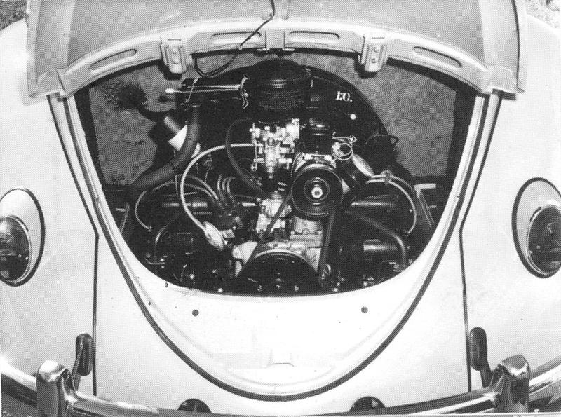 Aust on Vw Beetle Wiring Diagram 1962