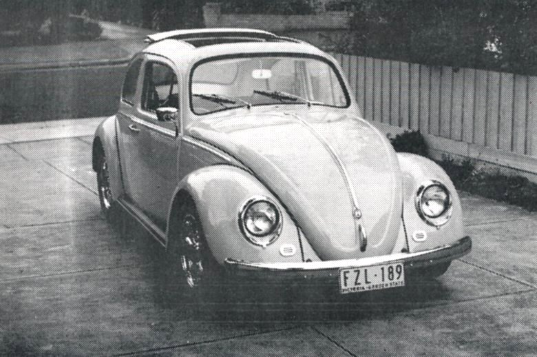 how to put the tin onto vw beetle enging
