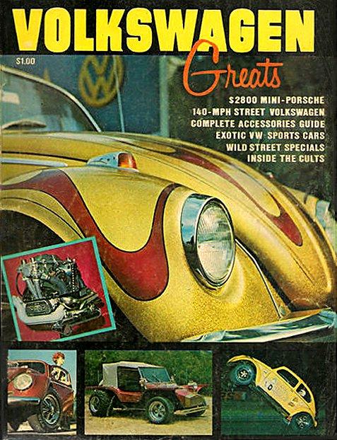 Buf Magazine 1970