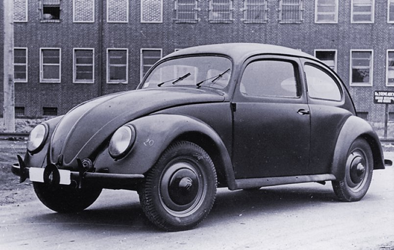 History of VW - Club VeeDub